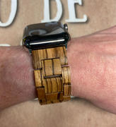 Epic Watch Bands Natural Wood Watch Bands Review