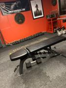 American Barbell  Multiple Adjustable Bench 0-75 Degree - Black Upholstery Review