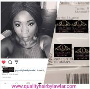 QualityHairByLawlar Micro Twist Fully Hand Braided Lace Wig (33/30) Review