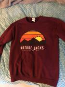 Nature Backs  Dusk Crew Maroon Review