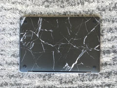 fishskyn Black Marble (MacBook Skin) Review