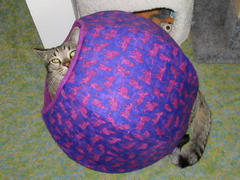 The Cat Ball Cat Ball Bed - Copper Stars Review