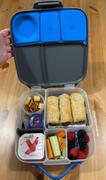 Bambino Love B.BOX LUNCHBOX - Passion Splash Review