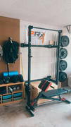 PRx Performance Hanging Double Bar Storage Review