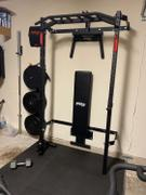 PRx Performance Start: Profile® Squat Rack with Multi-Grip Bar - BYO Package Review