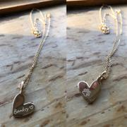 Rellery Small Heart Necklace Review