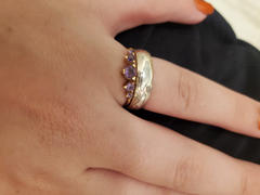 Azura Jewelry Transcendence Amethyst Ring Review