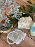 Karma and Luck Relaxing Lullaby Feng Shui Aquamarine Stone Tree Review