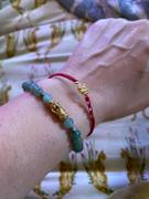 Karma and Luck Stand in Strength Red String Bracelet Review