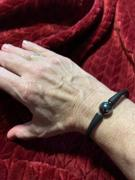 Karma and Luck Hematite Stone For Black Ion Bracelet Review