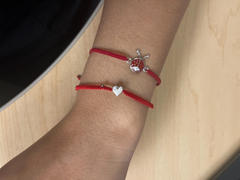 Karma and Luck Vibrant Luck Red String Ladybug Charm Bracelet Review