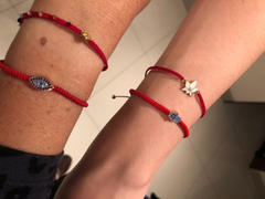Karma and Luck Serene Soul - Chakra Red String OM Charm Bracelet Review