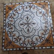 Mozaico Botanical Mosaic Panel or Floor Inlay - Hadi Review