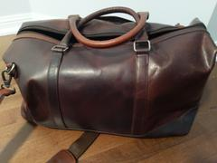 Canada Luggage Depot Mancini BUFFALO Carry On Bag Review