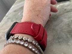 Monowear Saffiano Leather Band Review