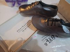 Anothersole SG | Probably the best travel shoes Trixie II - Pewter Review