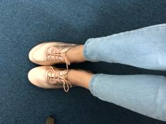 Anothersole SG | Probably the best travel shoes Trixie II - Rose Gold Review
