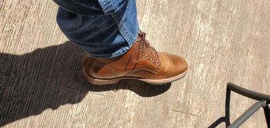 HELM Boots The Hollis Dark Natural Review