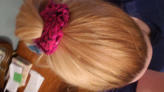 SweetLegs Canada Sorbet Sunset Scrunchie Review
