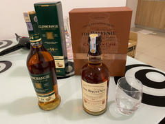 WHISKY.MY THE BALVENIE 14 Year Old Caribbean Cask Gift Set Review