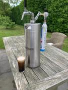 iKegger Pty Ltd (Europe Branch) Sodastream Zylinder | Soda Stream 400g Gas Cylinder - Full Review
