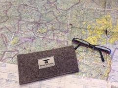 Sword & Plough Sunglasses Case Review