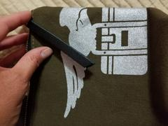 Sword & Plough Screen Printed Pouch Review