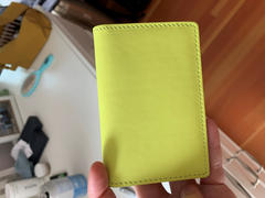 Minor History Small Foldover Leather Wallet Review