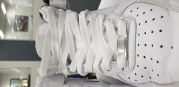 LaceSpace Laces Air Jordan Flat Replacement Laces - White Review