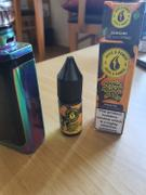Vape UK Juice N Power Mango Medley Nic Salt Review