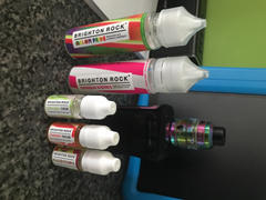Vape UK Brighton Rock Pick 'n' Mix (6mg available) Review