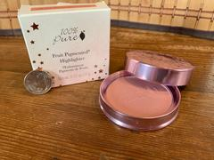 100% PURE Fruit Pigmented® Gemmed Luminizer Review
