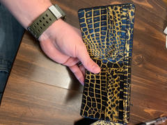 Southern Trapper The Prospector Alligator Wallet Review