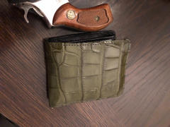Southern Trapper The Huntsman Alligator Wallet Review