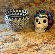 Holistic Habitat  Black and White Gold Plated Bowls Review