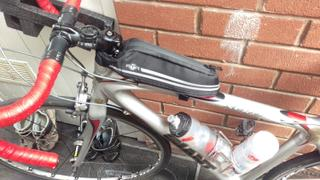 BTR Direct Sports BTR Bicycle Slimline Top Tube Bike Frame Bag Review