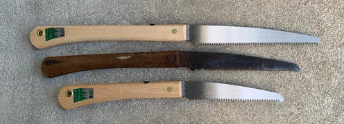 Hardwick's Japanese Folding Pull-saw Review