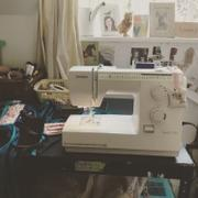 Fabric Mouse Janome Sewist 725S Sewing Machine Review