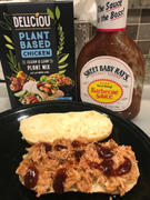 Deliciou Plant-Based Chicken Review