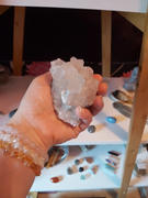 The Psychic Tree Clear Quartz Cluster Review