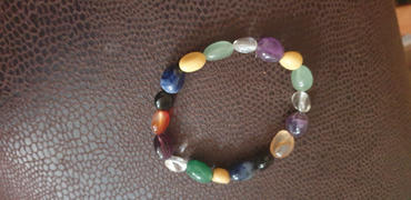 The Psychic Tree Chakra Tumblestone Bracelet Review