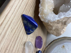 The Psychic Tree Lapis Lazuli Polished Tumblestone Healing Crystals Review