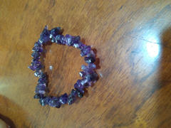 The Psychic Tree Amethyst Stone Chip Bracelet Review