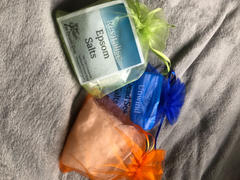 The Psychic Tree Unwind, Revitalise & Tranquil Bath Salts Combo Pack Review
