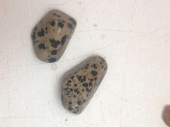 The Psychic Tree Dalmatian Jasper Polished Tumblestone Healing Crystals Review