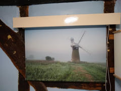 Art Fever Windmill in the Fog Printed Picture Photo Roller Blind - RB428 Review