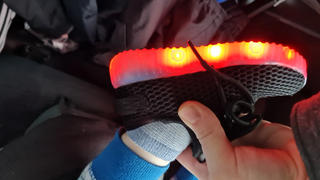 Flash Wear Flash Wear LED Black Flyers Review