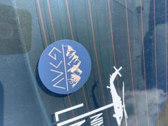 Elevated Faith Highs and Lows Mountains Sticker Review