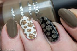 Maniology Stocking Stuffer 1: 3-Piece Cream Stamping Art Polish Set Review