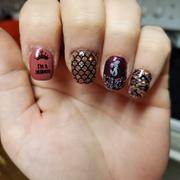 Maniology Artist Collaboration Mythical Creatures - Set of 4 Nail Stamping Plates Review